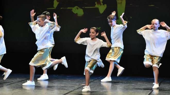 hip-hop a Ostia con La Danza progetto formazione danzatori