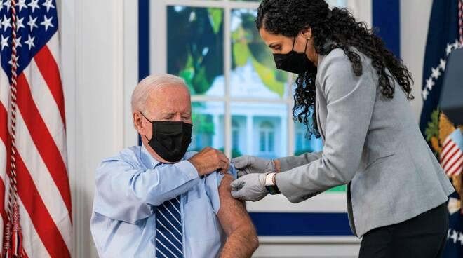joe biden stati uniti terza dose vaccino