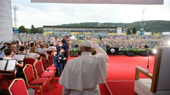 papa giovani slovacchia