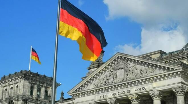 parlamento germania berlino