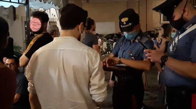 rapinatrici arrestate roma