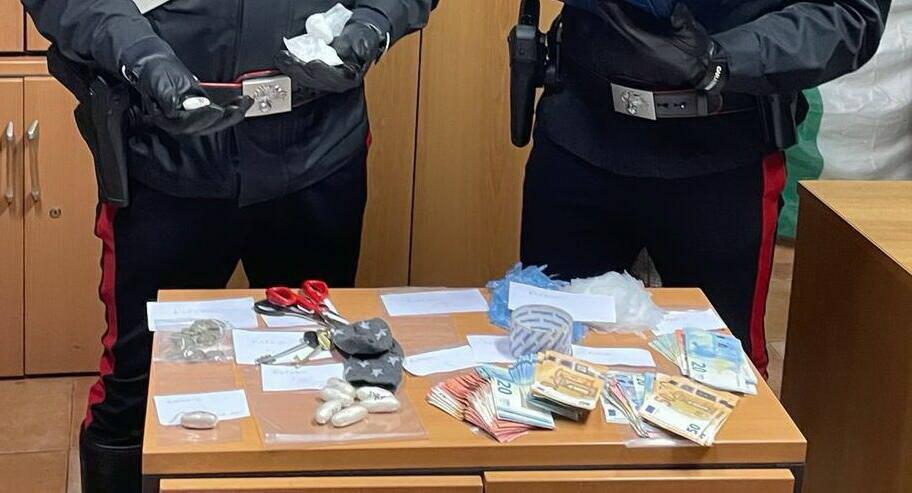 carabinieri droga,