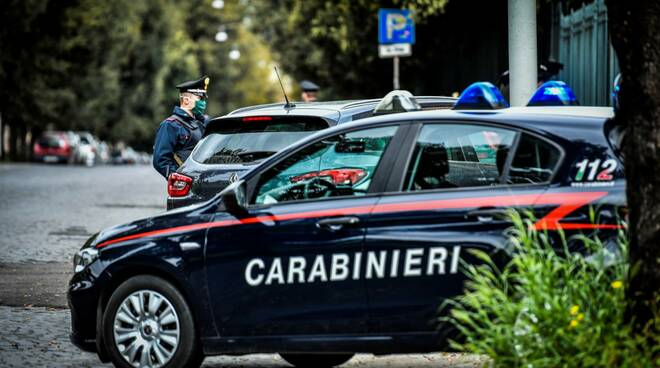 carabinieri roma centro