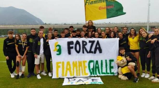 FIAMME GIALLE SIMONI CDS BRESCIA