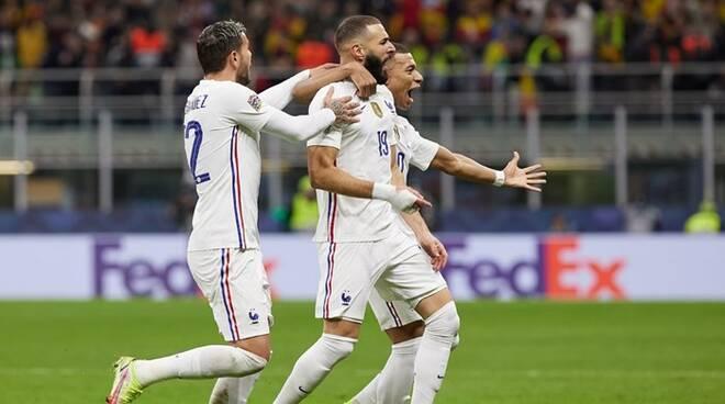 francia nations league