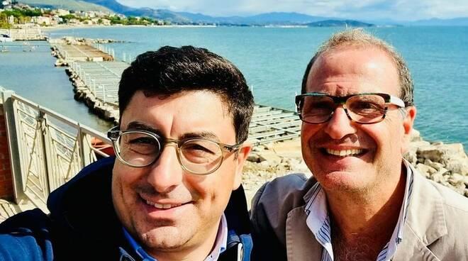 Gianluca Taddeo e Cosmo Mitrano
