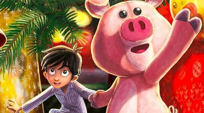 J.K. Rowling maialino di Natale