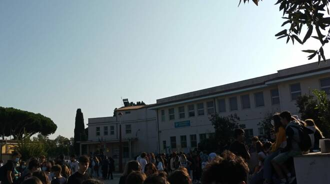 liceo leonardo da vinci sciopero