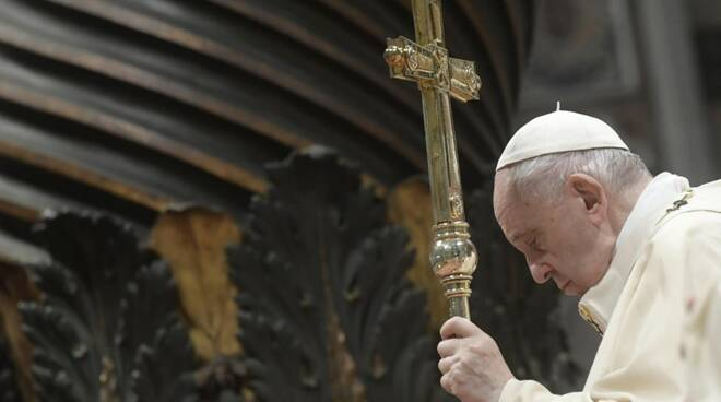 papa francesco vescovi