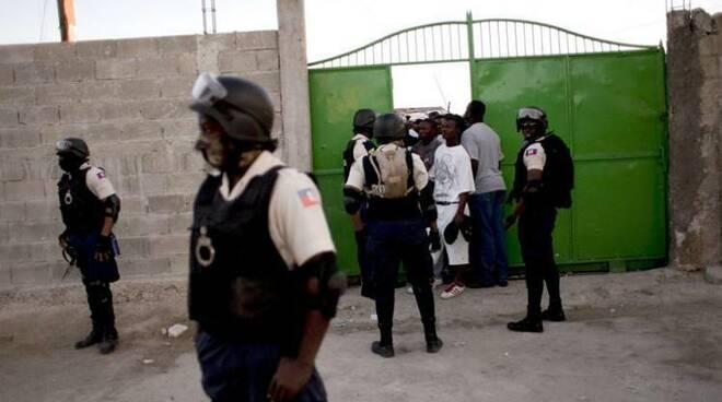 polizia haiti