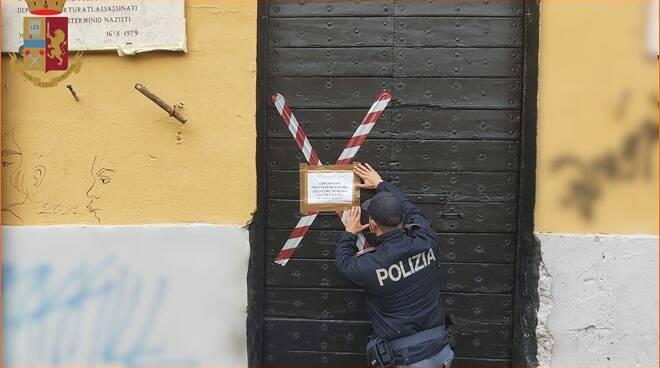 Polizia San Lorenzo