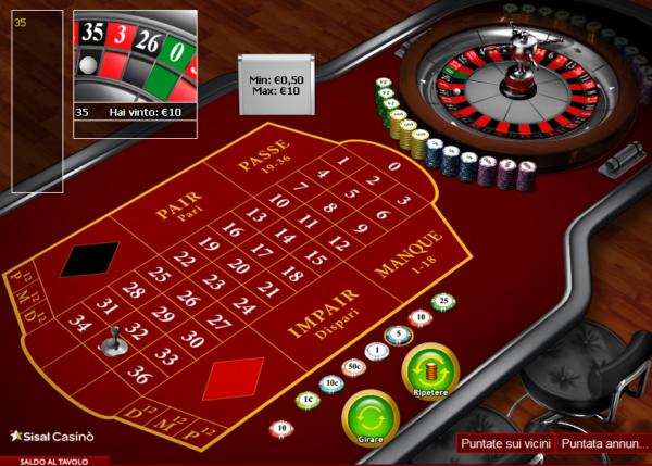 Come fare soldi con la roulette online