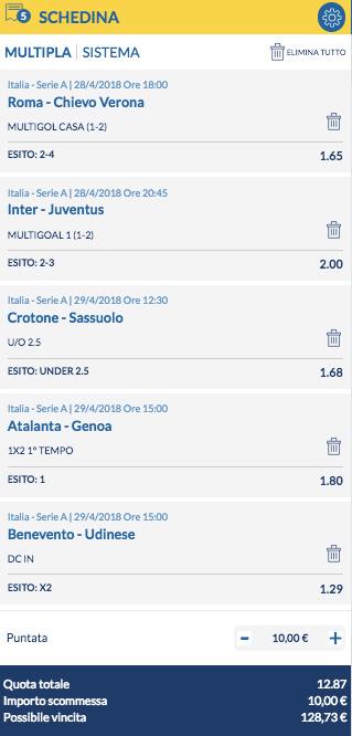 84747b3e42 Pronostici Serie A, la 35a giornata è da brividi - Il Faro Online