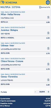 Pronostici Serie A Tra Sabato E Domenica La 36a Giornata Il Faro Online