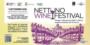 NETTUNO WINE FESTIVAL - Locandina