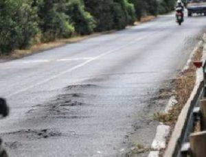 Una delle immagini che accompagna la relazione tecnica sulla via Ostiense