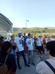 Gaeta, grande successo per la 1a passeggiata culturale del Comitato civico di S. Agostino