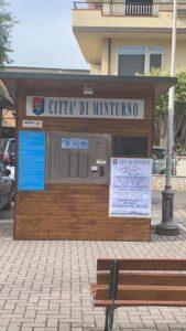 Casette dell'acqua, Minturno Libera: