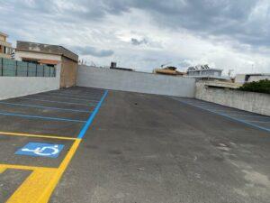 parcheggi lungomare