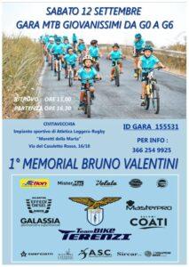 1° Memorial Bruno Valentini