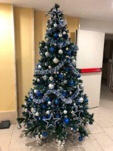 Albero di Natale comune di Ardea