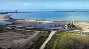 cantiere porto turistico fiumicino