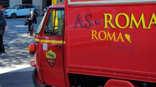 pacchi solidali Roma