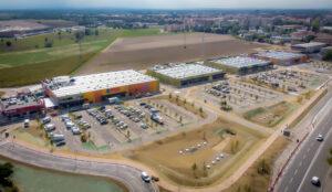 Il Marengo Retail Park di Alessandria