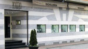 La gioielleria Roggero a Cuneo