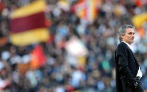 Josè Mourinho Roma