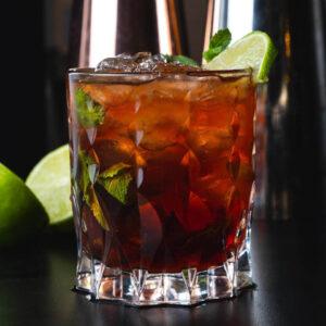 Cocktail bar de La Bottega Fiumicino